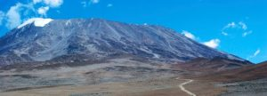 Kilimanjaro Trekking alpine desert