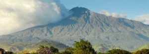 Mount Meru Trekking view