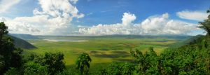 Ngorongoro Highlands Trekking viewpoint